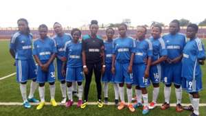 Rivers Angels - 2016 Federation Cup
