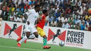 Matthew Etim, Aboubacar Sylla Iyanga - Nigeria vs Guinea CHAN 2016