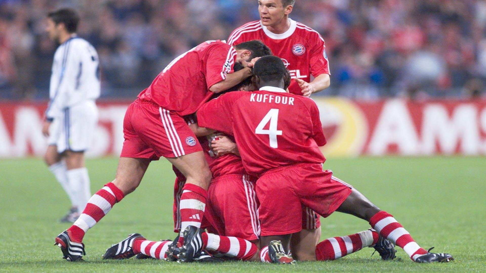 Kuffour Bayern 2001