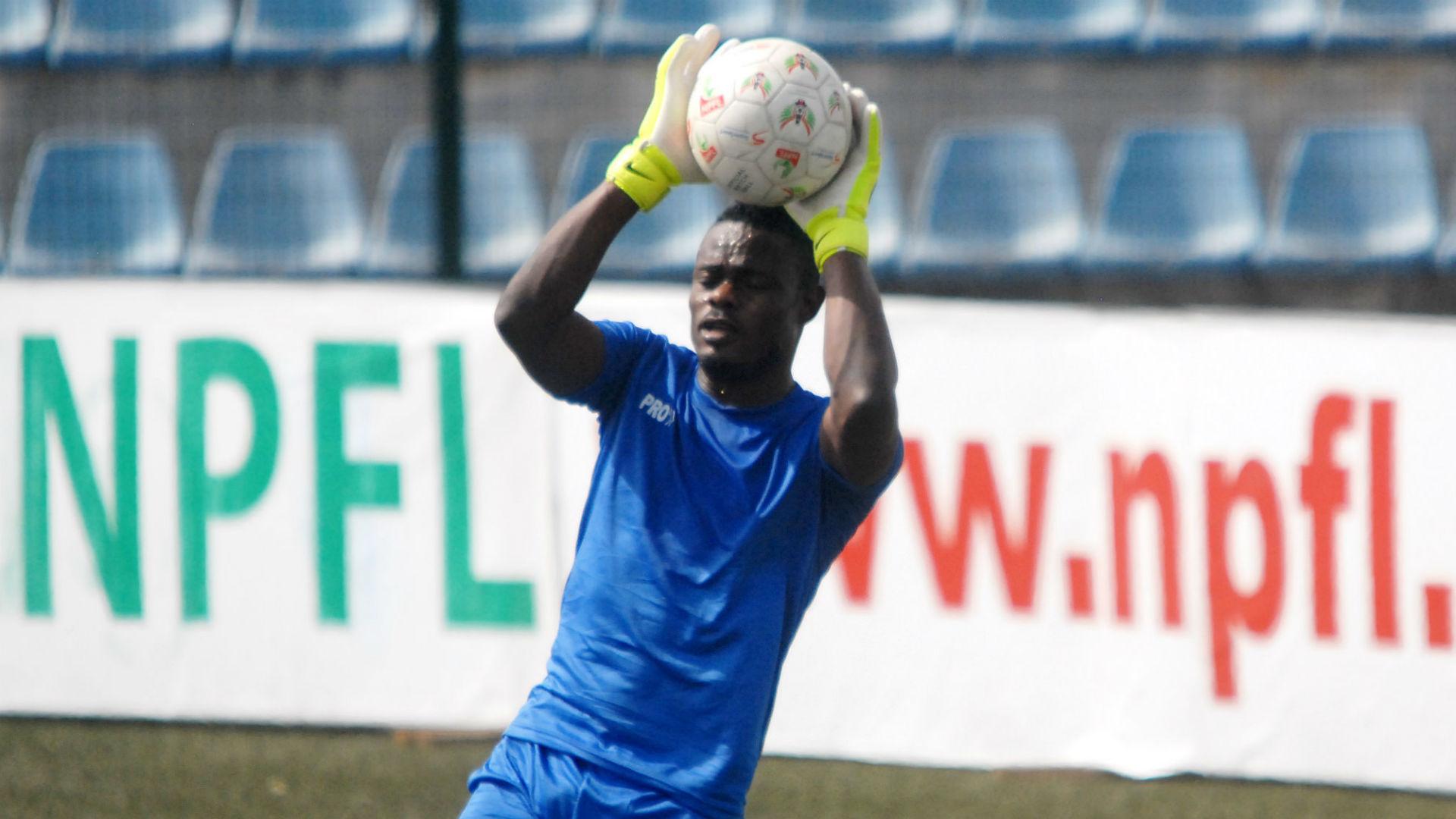 Theophilus Afelokhai, Enyimba
