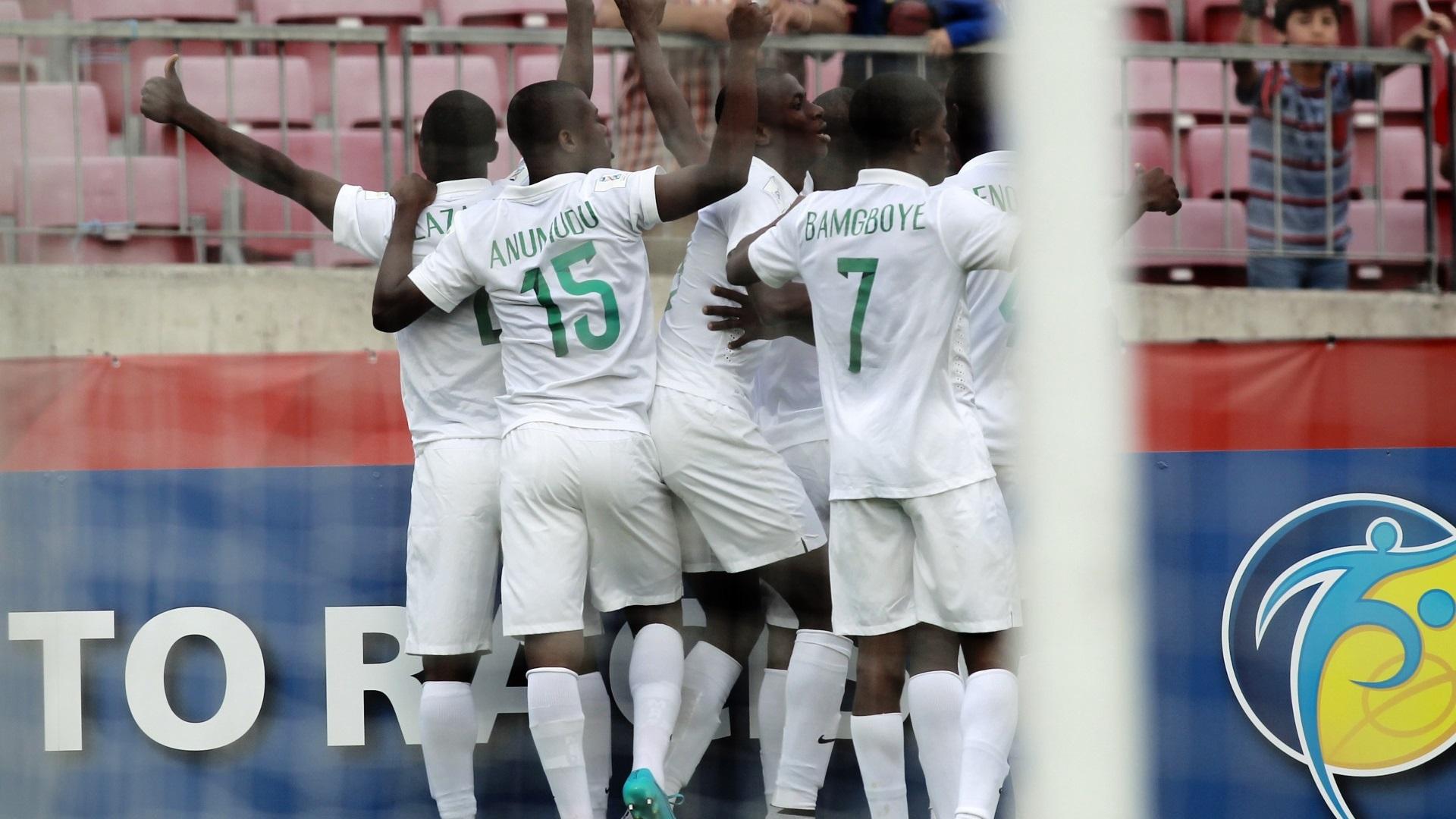 Nigeria U-17 World Cup