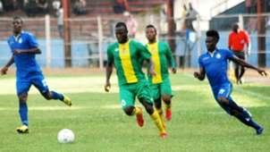 Enyimba, Kwara United