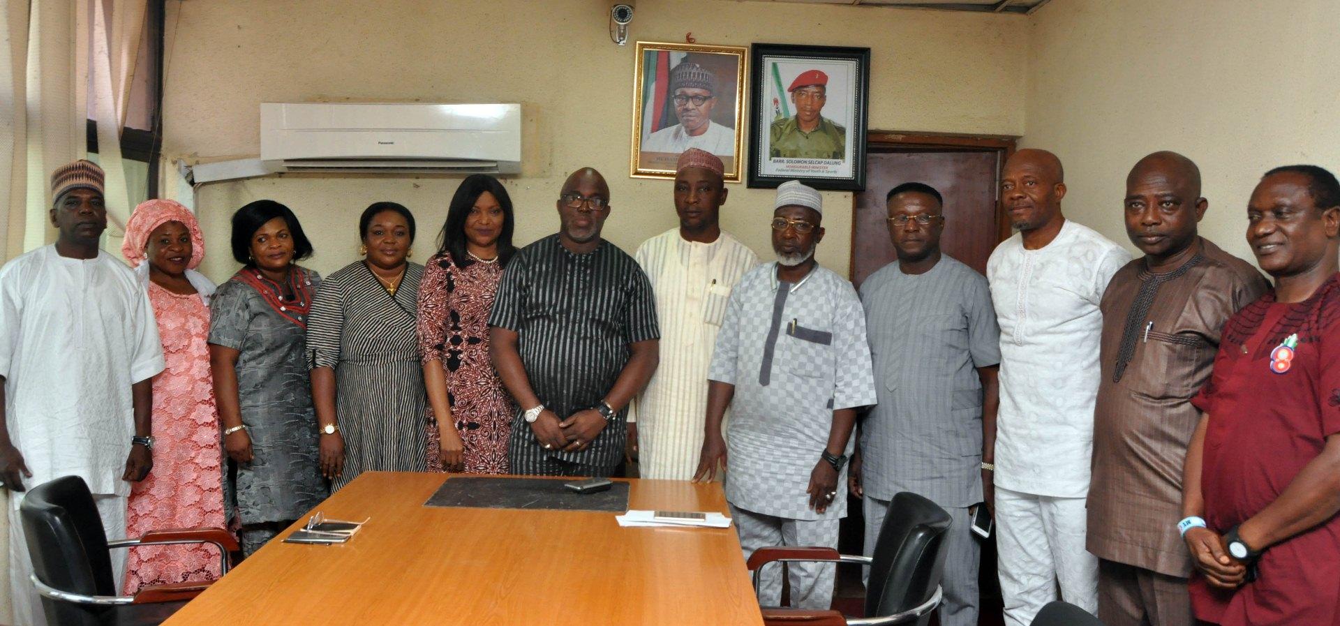 Aisha Falode heads NWPL board