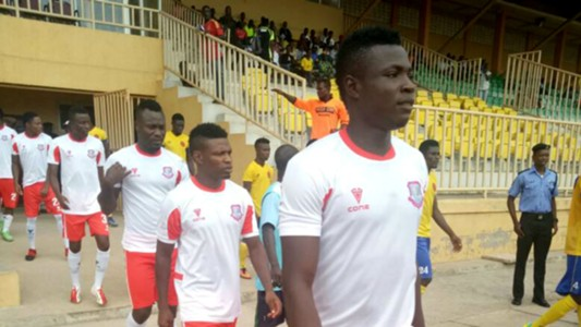 Samuel Agba - Niger Tornadoes