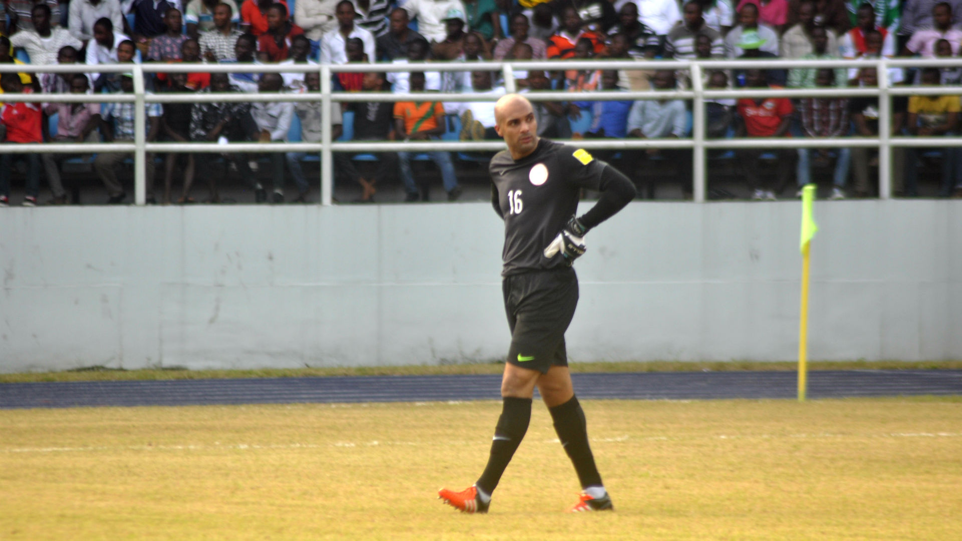 Carl Ikeme - Nigeria