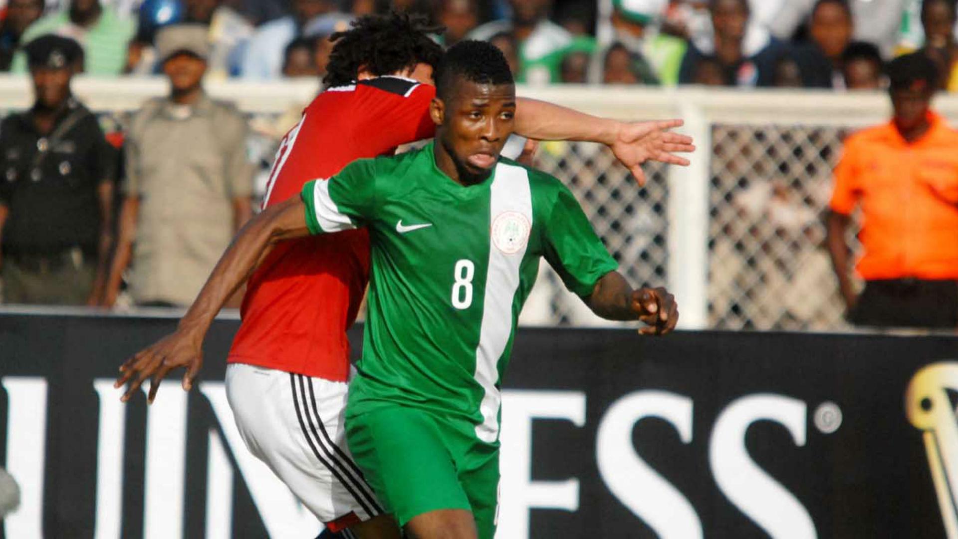 Kelechi Iheanacho - Nigeria vs Egypt
