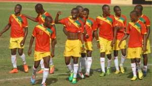 Senegal complain to Caf about Guinea's alleged age-cheating