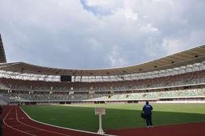 Akwa Ibom Stadium, Uyo