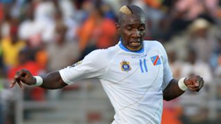 Yannick Bolasie of DR Congo