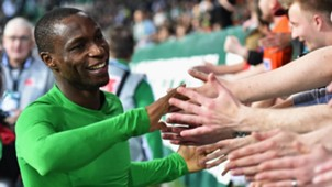 Anthony Ujah of Liaoning Whowin