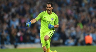 Bravo Manchester City