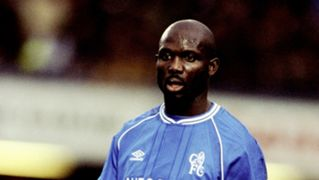 George Weah of Chelsea