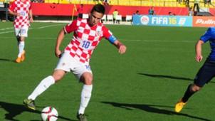 Nikola Moro - Croatia U17