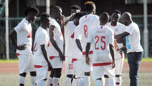 Sunshine Stars vs Enugu Rangers - 04112015