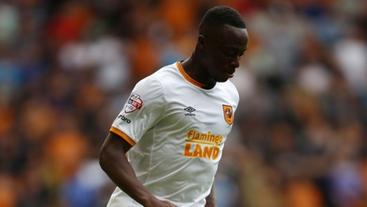 Moses Odubajo of Hull City
