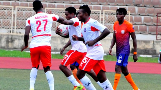 Sunshine Stars vs Niger Tornadoes