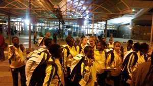 Bantwana of South Africa arrive Nigeria