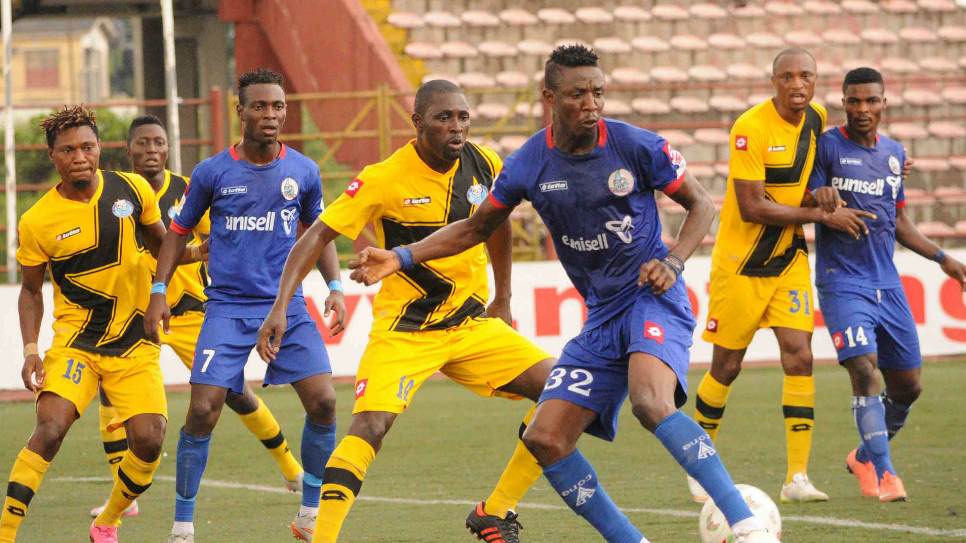 Plateau Survive Rivers Utd Scare As Enyimba Wallop Wikki 4-0
