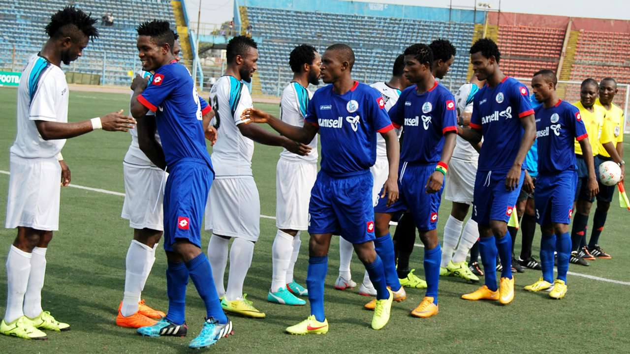 Rivers United vs Enyimba 21022016