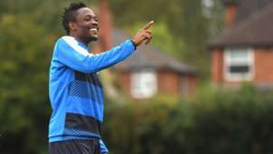 Ahmed Musa of Leicester City