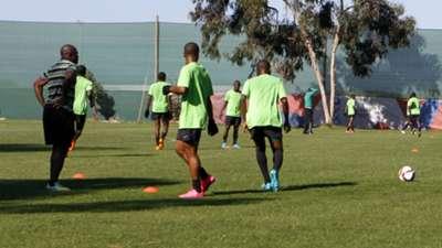Nigeria U17 training