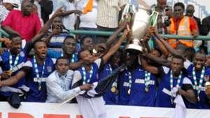 Akwa United, Federation Cup 2015 winners