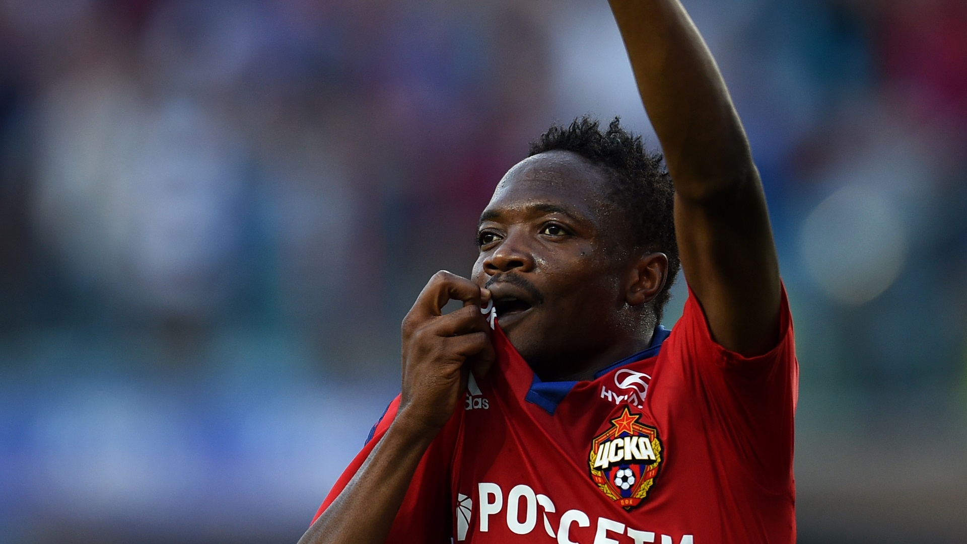 Ahmed Musa says he's happy back in CSKA Moscow