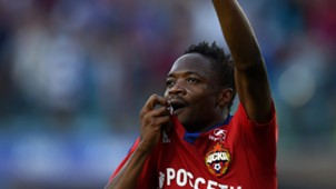 Ahmed Musa of CSKA Moscow