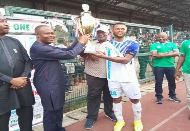 Federal Road Safety Corps are Nigeria Nationwide League champions