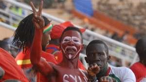 Nigeria U17 1-1 Guinea U17_Guinea fans