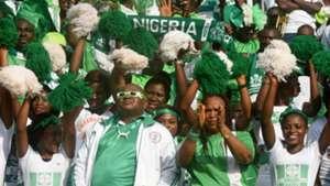 Nigeria fans