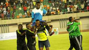 AS Vita rejoice after defeating Akwa United