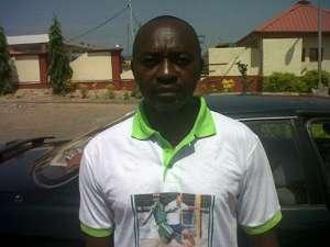 Adamu Audu of Kogi Beach Soccer