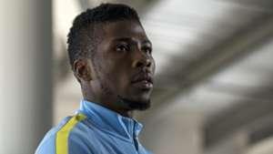 Kelechi Iheanacho of Manchester City