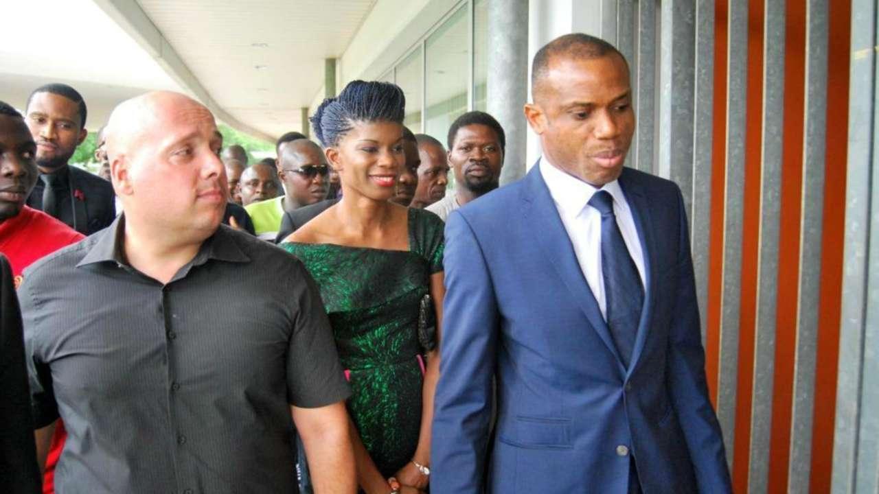 Sunday Oliseh unveiling