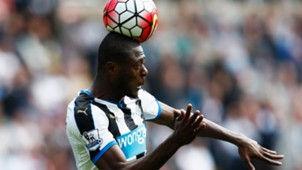 Chancel Mbemba of Newcastle United