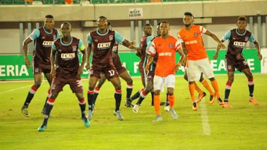 Ifeanyi Ubah vs Akwa United