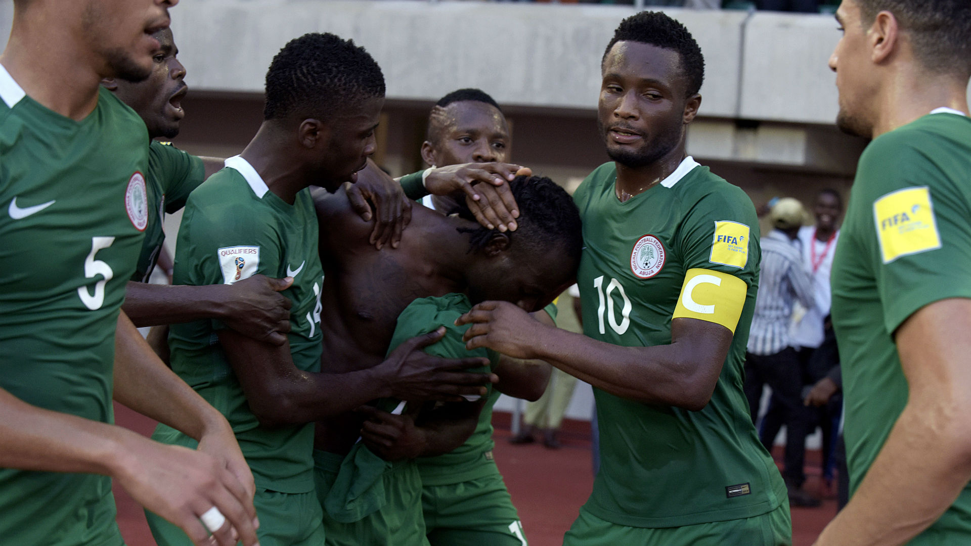 Nigeria focused for Cameroon tie - Rohr