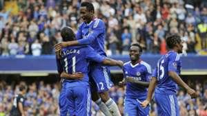 John Obi Mikel's 10 years at Chelsea