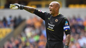 Carl Ikeme of Wolves
