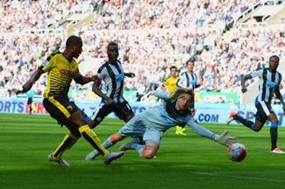 Newcastle United vs Watford 19092015