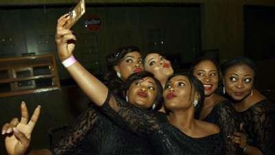 GLO-Caf Awards gala hostesses