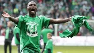 Anthony Ujah of Werder Bremen