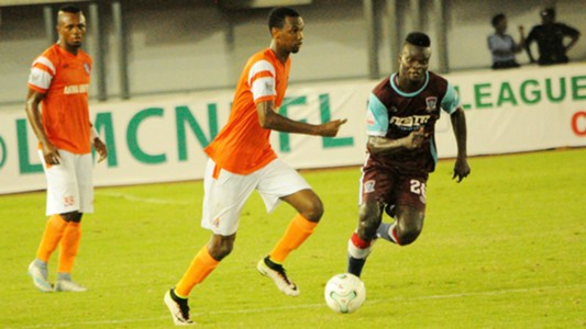 Ifeanyi Ubah vs Akwa United