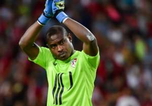 Vincent Enyeama edges out Itumeleng Khune to make our Dream Team, after establishing himself as the finest African goalkeeper of his generation. Now 36, it's something of a travesty that The Cat has been inactive since being ostracised—and then release...