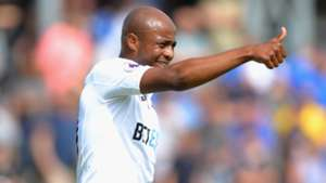 Andre Ayew of Swansea