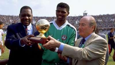 Nwankwo Kanu - African Player of the Year 1999