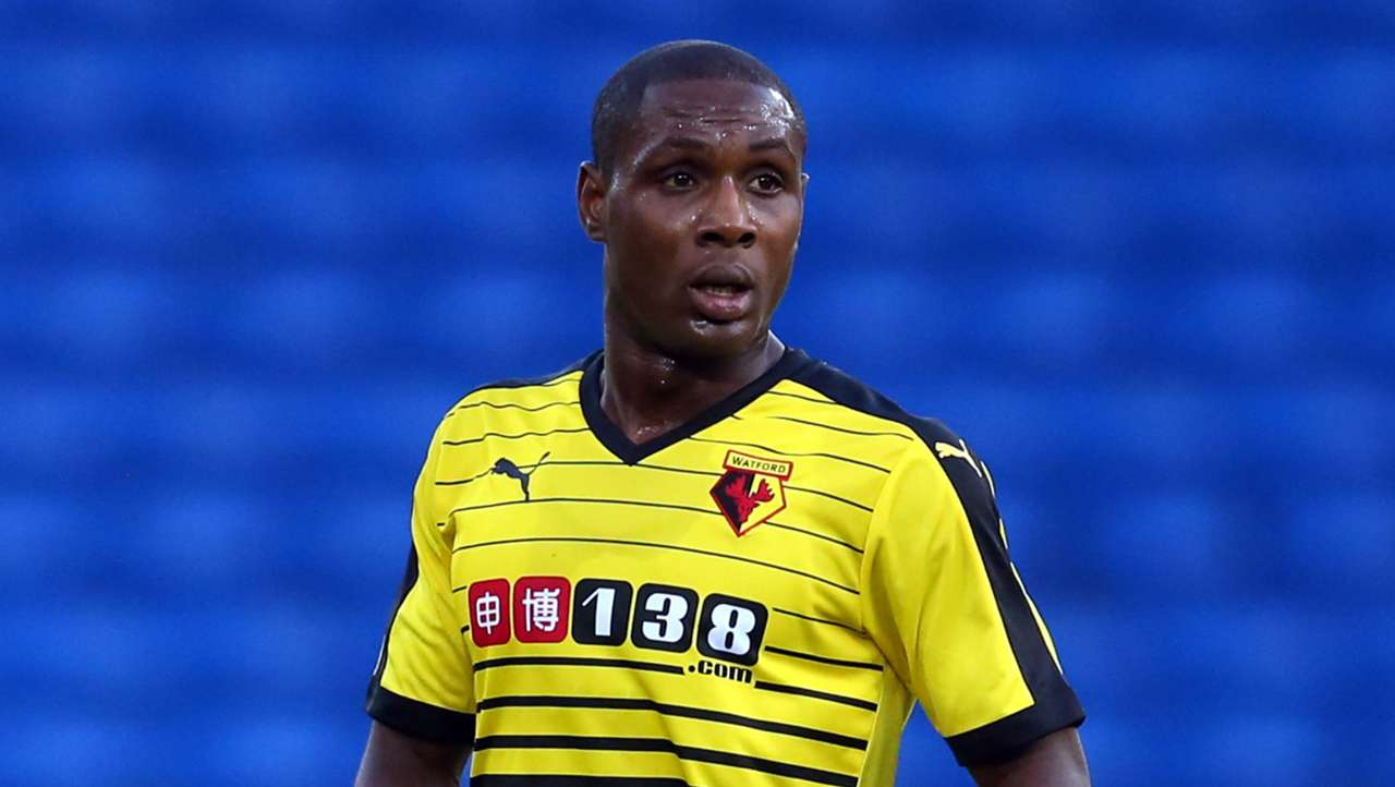 Odion Ighalo of Watford