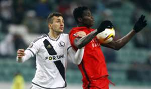 Nigeria coach Gernot Rohr reveals plan for new striker Paul Onuachu