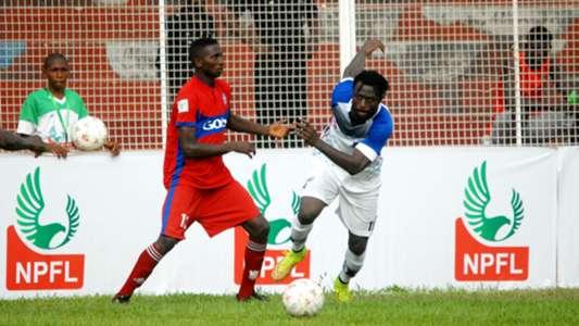 Anthony Okpotu - Lobi Stars